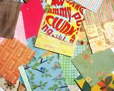 Scrappers Sampler - Assorted Scrapbooking Paper Pack