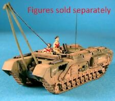 Milicast UK085 1/76 Resin WWII British Churchill Armored Recovery Vehicle Mk.I