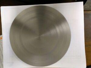 """7.625/"""" x 1.625"""" 7 5//8/"""" Diameter Rough Turned 6061 Aluminum Round Bar"""