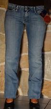 """jeans femme LE TEMPS DES CERISES modèle J 102  Taille W32 (42) """" NEUF val 179€"""""""