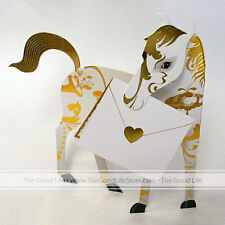 """3D Special Delivery Greeting Card - Horse """"Magic"""" - SD-051"""