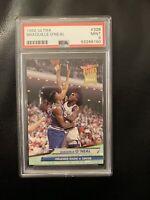 1992-93 Fleer Ultra Shaquille O'Neal Orlando Magic #328 Rookie RC PSA 9