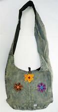 T391 FASHION TRENDY SHOULDER STRAP COTTON BAG  MADE IN NEPAL