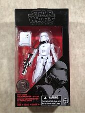Star Wars The Black Series: First Order Snowtrooper Officer 6? Action Figure