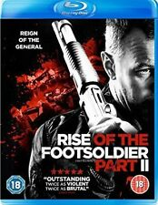 Rise of The Footsoldier II 5060262853672 With Steven Berkoff Blu-ray Region B