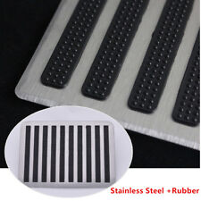 Universal Car Floor Carpet Mat Patch Foot Heel Plate Pedal Driving Postion Auto