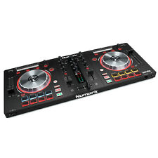 NUMARK Mixtrack Pro 3 All-in-one DJ Controller Solution for Serato DJ