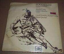 Karper/Tatrai Quartet BOCCHERINI/HAYDN Quintets - Qualiton LPX 11344-45 SEALED