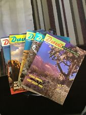 Desert western Travel/Adventure/Living 5 issues of year 1967 Good condition.