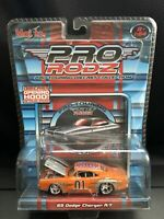 GENERAL LEE DUKES OF HAZZARD CUSTOM '69 DODGE CHARGER REAL RIDERS WHEELS HOT ROD