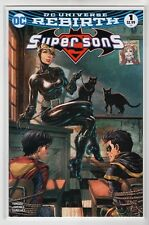 Super Sons Issue #1 DC Comics (Catwoman Variant Cover) RARE