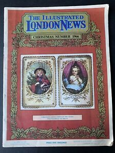 Christmas Number ILLUSTRATED LONDON NEWS MAGAZINE 1966 Richard Engels