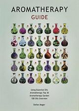 NEW! Aromatherapy Guide Huge Reference Chart Wiccan Pagan Metaphysical