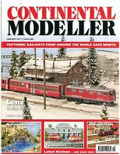 Continental Modeller January 2017