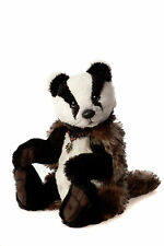 Charlie Bears UK - SJ5252 Brock Badger