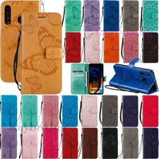 For Samsung Galaxy Note 10/9/8/5/4/3 Wallet Card Holder Leather Phone Case Cover