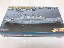 Dragon 1:700 HMS Invincible Falklands War 1982 Plastic Model Kit #7028