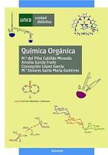 UNED Química Orgánica, eBook, 2008
