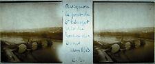 Photographie Pont Saint-Bénézet Avignon mars 1913 vue du Rocher des Doms