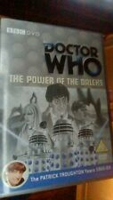 Doctor Who - The Power of the Daleks [DVD] [2016] Dr Who BBC TV Sci-Fi Troughton