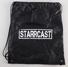Starrcast 3 Drawstring Backpack Chicago IL AEW Wrestling Convention WWE New