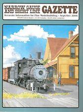 Narrow Gauge Gazette Sept.06 FSM R. Sawyer Aptos Creek Morse Timber Sawmill DL-2