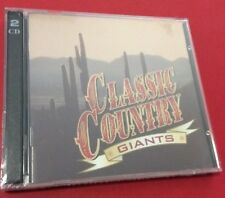 "Time Life Classic Country ""Giants"" (2CD) TL626/28 Aus Press *MINT* Sealed 2004"