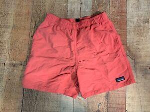 Vintage Patagonia Mens Swim Trunks Lined Swim Shorts Nylon Size Large