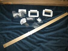Safety Innovations No Hole Stairway Baby Gate Mounting Kit Open Box