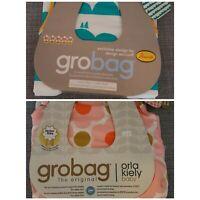 Grobag Gro Romper Baby /& Toddler  2 in 1 Playsuit /& Sleeping Bag Size 12-36 mths