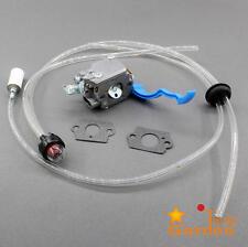 Carburetor Fuel Line Kit F Zama C1Q-W37 Husqvarna 125B 125BX 125BVX # 545081811