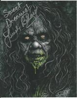 Linda Blair - The Exorcist signed art print