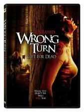 Wrong Turn 3: Left for Dead (Unrated) (DVD) NEW