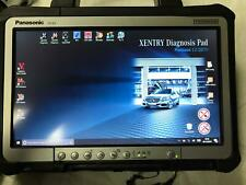MB Star Mercedes Xentry Diagnostics Panasonic CF-D1 MK2 Tablet