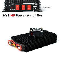 HYS New Version HF Power Amplifier FM- AM-CW-SSB For 3-30MHz Handheld CB Radio