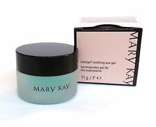 Mary Kay Indulge Soothing Eye Gel, FRESH, New In Box! Free Shipping!