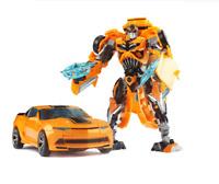 Transformation Car Robot Toys Bumblebee Optimus Prime Megatron Action Figure