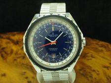 Breitling Chronomat Acciaio Automatico Orologio Uomo / Ref. 188 / Calibro Buren