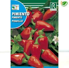 Pimiento del Piquillo ( 1 gr / 160 semillas aprox ) seeds