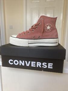 Converse Lift Hi Tops Size 6