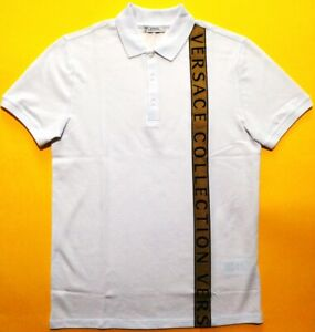 NEW MENS VERSACE POLO T-SHIRT SIZE XL