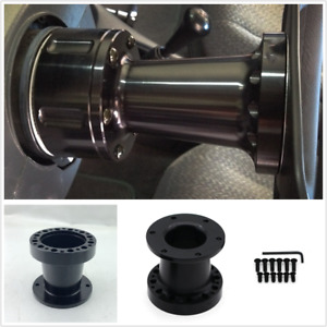 Car Steering Wheel Quick Release Hub Adapter Snap Off Boss Kit