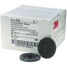 3M Scotch-Brite 07516 Roloc Surface Conditioning Disc, 2 inch, Super Fine, 7516