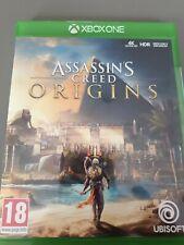 Assassin's creed origen (Microsoft Xbox One, 2017)