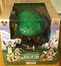 NIB Animal Kingdom Park TREE of LIFE Attraction Adventure Play Set MONORAIL