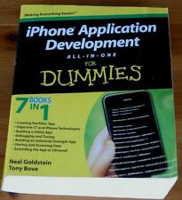 iPhone Application Development for Dummies - SOFT COVER- 2010 - INFORMATIVE