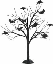 Dept 56 Halloween Village Murder Of Crows Tree 4047628 Dealer Stock Bnib