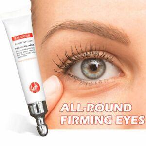 Anti puffiness Eye Cream Remove Dark Circles Peptide Collagen Eye Serum Essence#