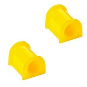 Polyurethane Bushing Set of 2 Pcs Sway Bar Front Suspension for Mitsubishi Gto