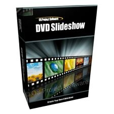 DVD Slideshow Image Photo to DVD Computer Software Program